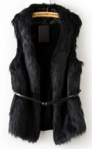http://www.cichic.com/black-patchwork-belt-sleeveless-imitated-wool-vest.html