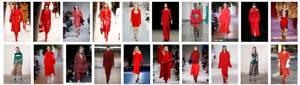 red catwalk