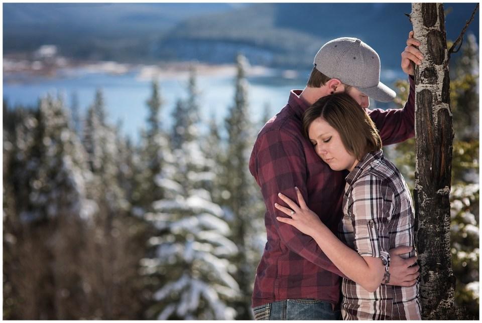 Kananaskis Rocky Mountain Engagement