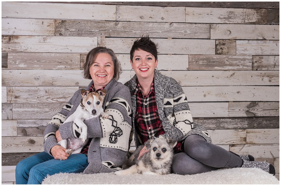 Pet Photo session in Red Deer Studio