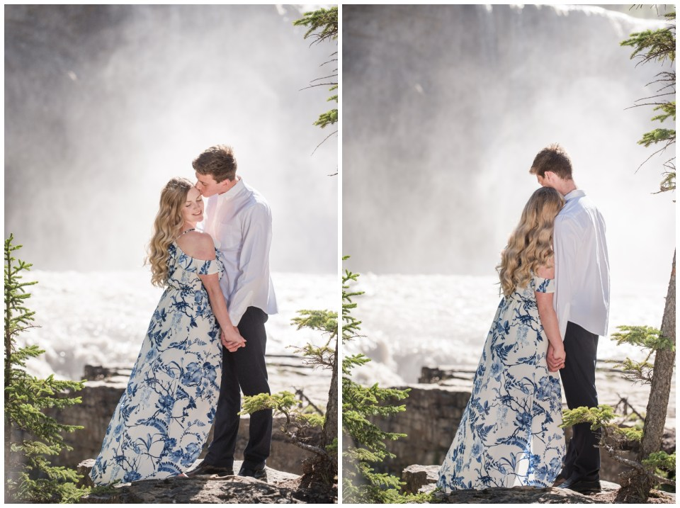Crescent falls adventure engagement session