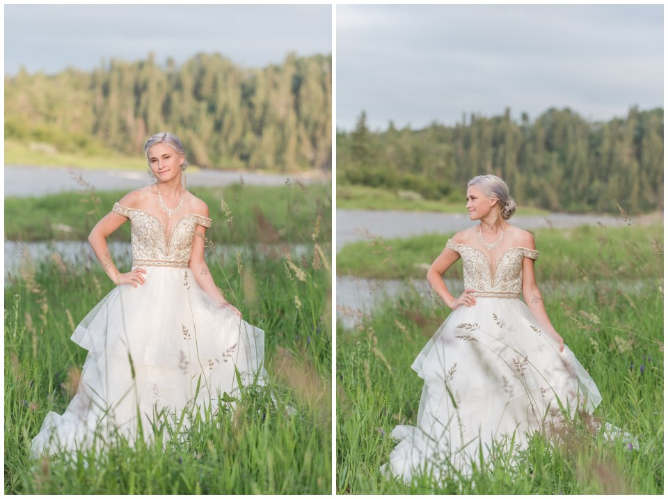 Red Deer casual & formal graduation photos
