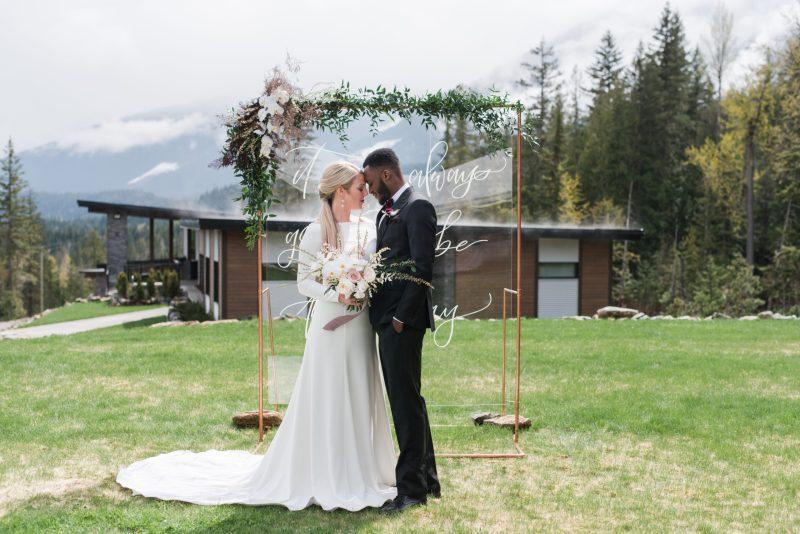 eagle Pass lodge Wedding