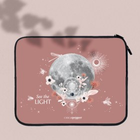 housse ordinateur Chic and Pepper Moon Light