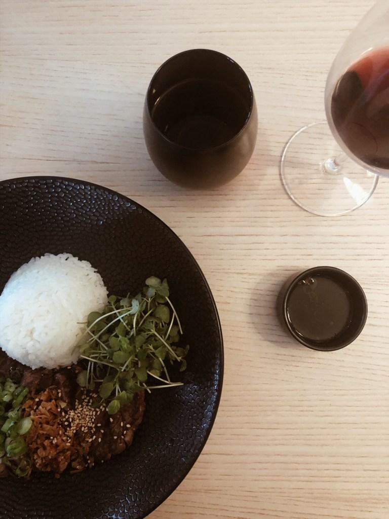 Boeuf Teriyaki Restaurant Hinata Le Mirador Mont-Pèlerin