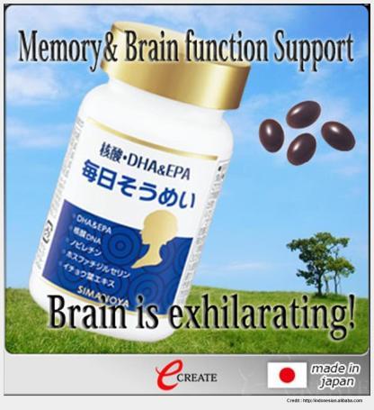 vitamin untuk memori 9