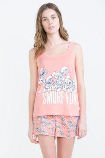 Pijama 'Smurf Fun'