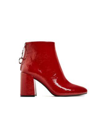 Botines de Zara (49,95 €)