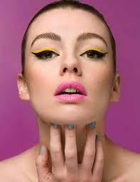 eyeliner dos colores