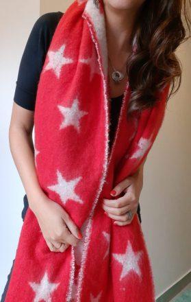 bufandon rojo