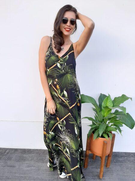 Vestido Marilu De Fibrana