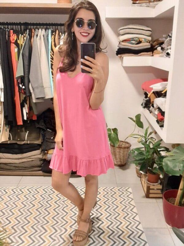 Vestido Cloe De Algodon
