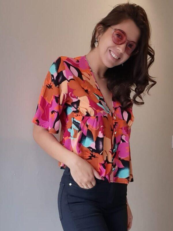 Camisa Pauli