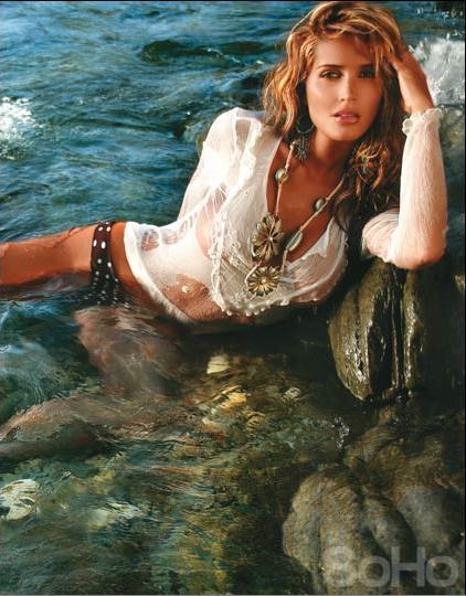 Isabel Cristina Estrada, actriz y modelo colombiana