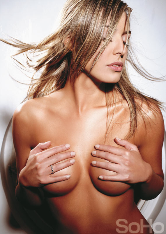 Monica Fonseca, presentadora y modelo