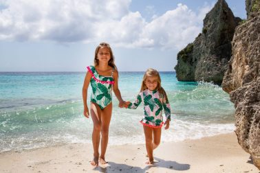 Shade Critters Kids Beachwear Photo Chicas Productions Curacao 04