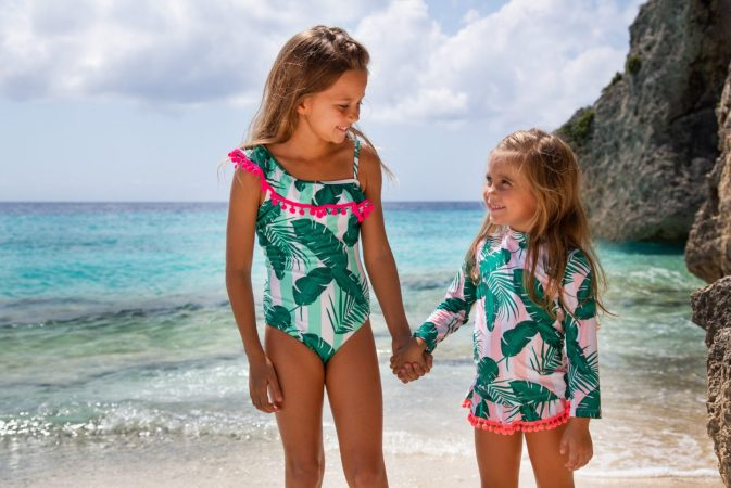 Shade Critters Kids Beachwear Photo Chicas Productions Curacao 05