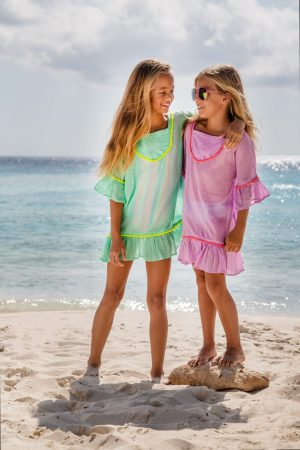 Shade Critters Kids Beachwear Photo Chicas Productions Curacao 16