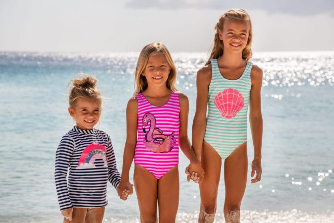 Shade Critters Kids Beachwear Photo Chicas Productions Curacao 17