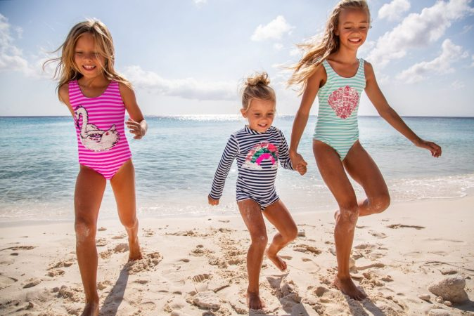 Shade Critters Kids Beachwear Photo Chicas Productions Curacao 18