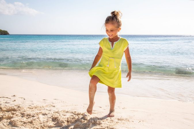 Shade Critters Kids Beachwear Photo Chicas Productions Curacao 20