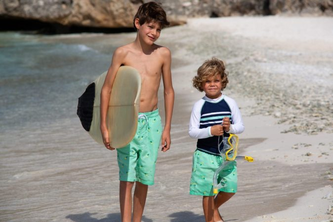 Shade Critters Kids Beachwear Photo Chicas Productions Curacao 27