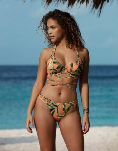 Beachwear Plus Size Freya Swim Chicas Productions Curacao