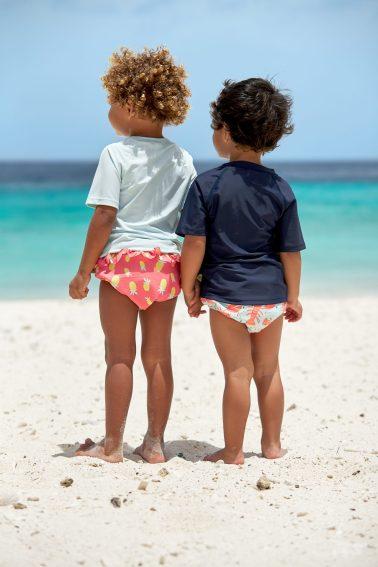 beach kids casting catalog photography caribbean curacao models summer swimwear