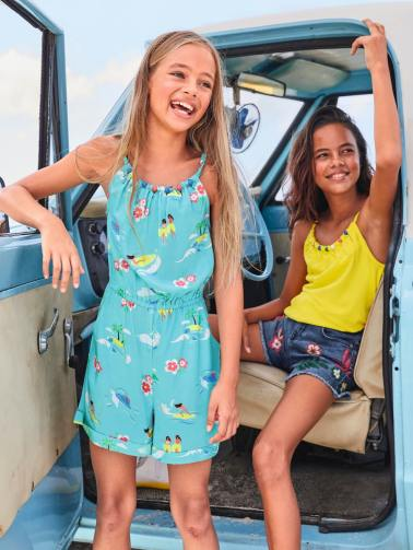young girls roadtrip curacao mini boden fashion production