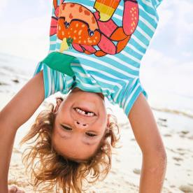 Client: Mini Boden | Campaign: SS20 Island Adventures | Photography: Damian Weilers | Production & Kids Casting: Chicas Curacao