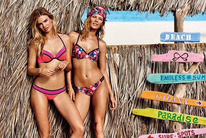 Hunkemoller Beachwear Shoot Summer Chicas Productions Caribbean