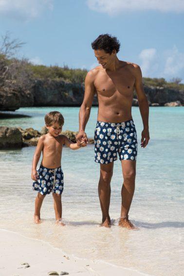 Remote Shoot on Curacao for Ramatuelle Beachwear