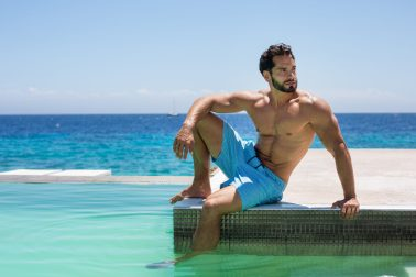 swimwear men curacao remote shoot