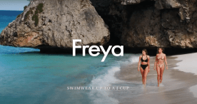 Freya Swim collection SS20 behind the scenes Curacao