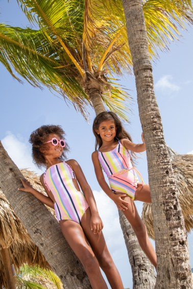 Girls Swimwear Shoot Curacao