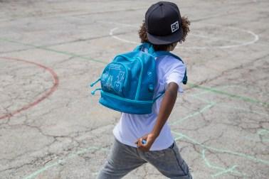 school bag kids casting catalog photography caribbean curacao models summer