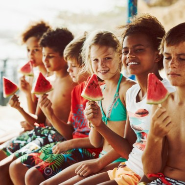 Kids talent on Curacao