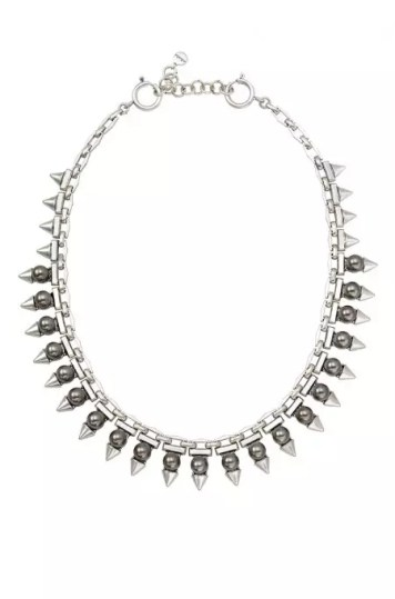 stella & dot - Lynx Pearl Necklace