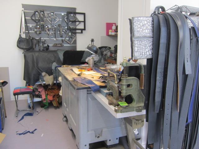 Côté atelier
