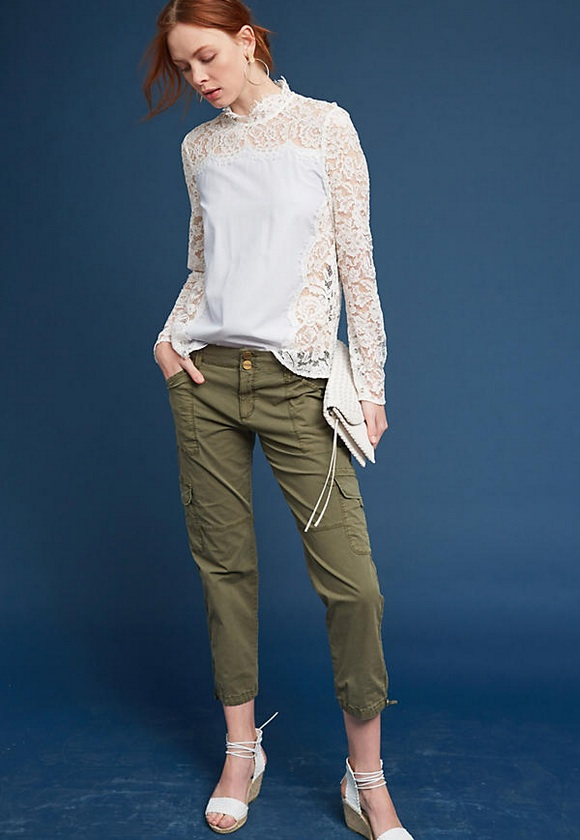 Anthropologie Head To Toe Looks For Spring