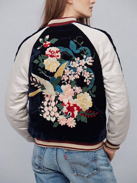 Spring Summer 2017 Floral Fashion Trend