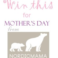Mother's Day Competition with Nordic Mama