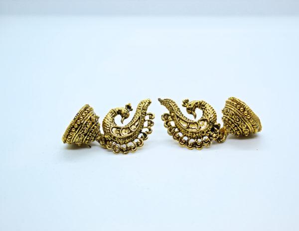 Peacock Earring