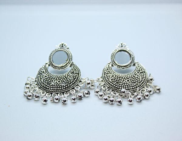 Mirror Drop Earring