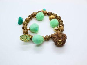 K Beads Bracelet