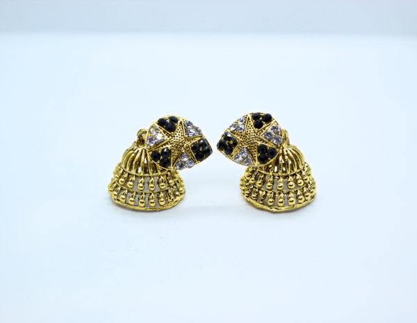 Crystal Dingle Earring