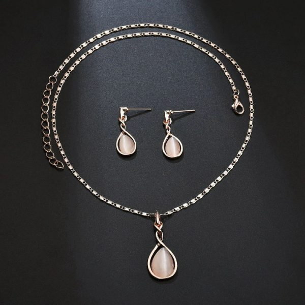 Rose-Gold-Jewellery-set