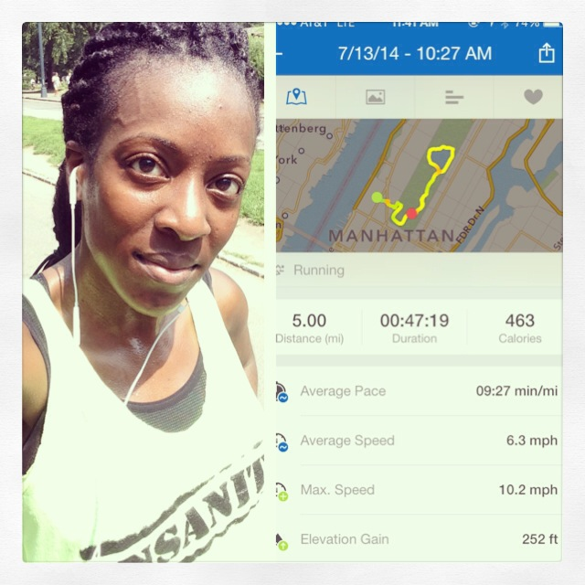 Training for the NYC Marathon: My Month 1 Experience (July) (1/6)