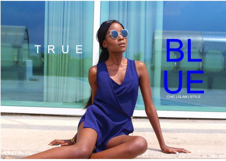 true blue cover