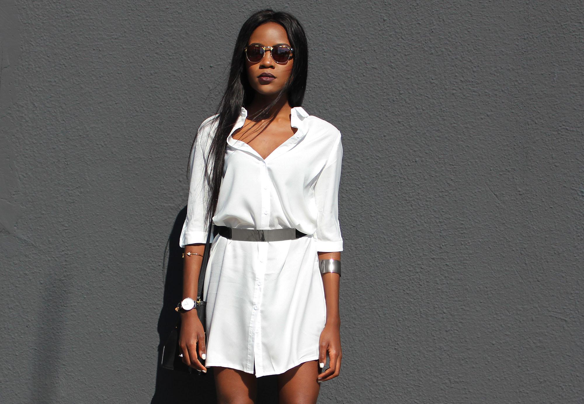 shirt-dress
